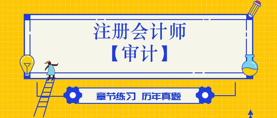 注册会计师【审计】